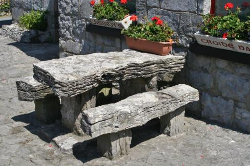 Old stone work