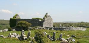 Remnants of Carran's Church