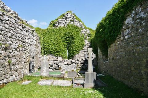 Inside the Carran Church