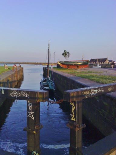 Galway lock