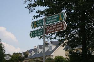 Route to Killorgin