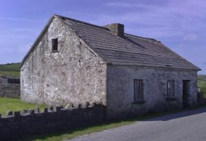 A humble Irish abode