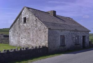 A humble Irish abode